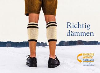 Das Plakat zur Kampagne - Bild: Ralf Gerard
