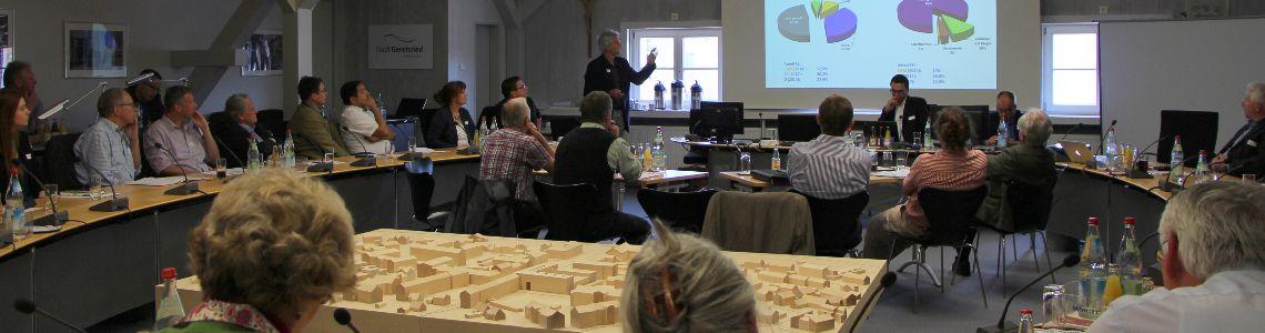 Fortbildungen und Veranstaltungen zum Thema Energiewende in der Region