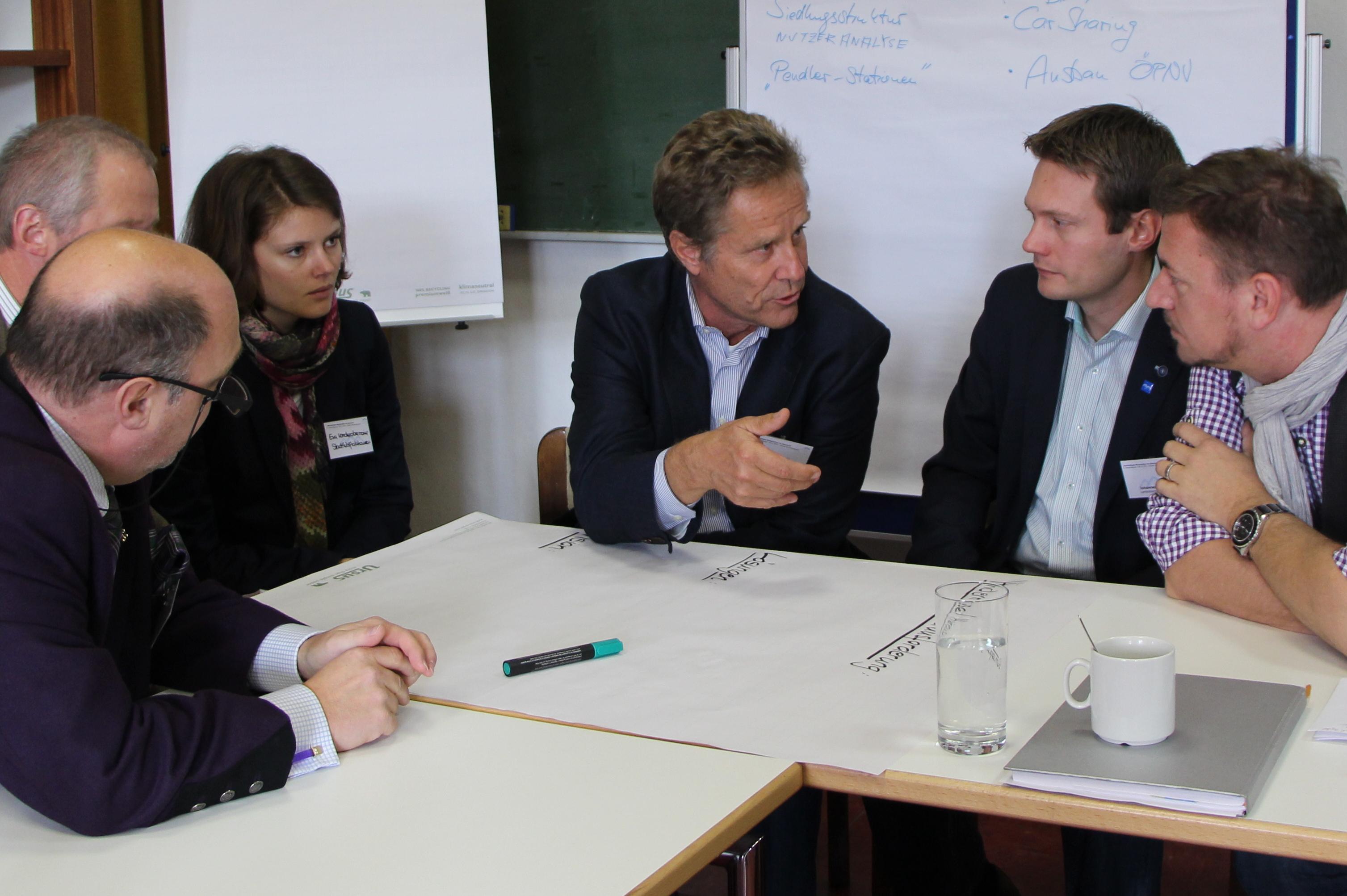 Bild EWO (Archiv) - Nachhaltigkeitsklausur 2014 Benediktbeuern
